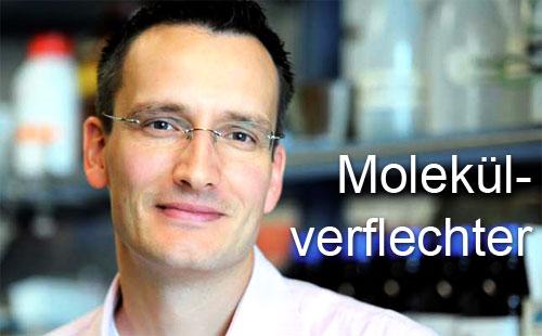Chemiker Stefan Hecht, Bild: © Adlershof Journal