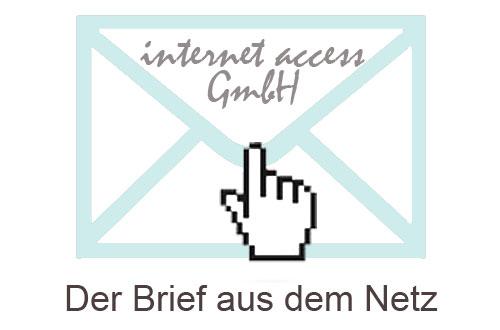 Briefe bequem per Internet verschicken