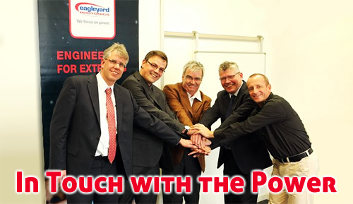 Foto: eagleyard Photonics GmbH