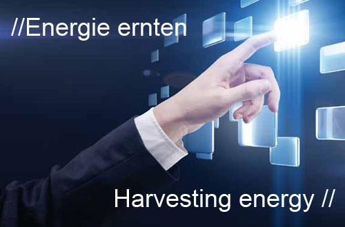 Energie ernten