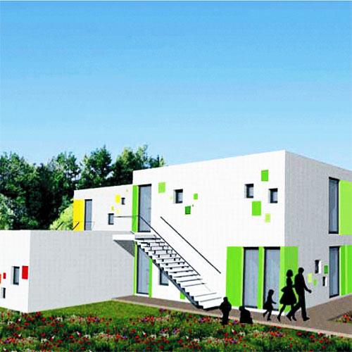 FRÖBEL-Familienzentrum in Adlershof