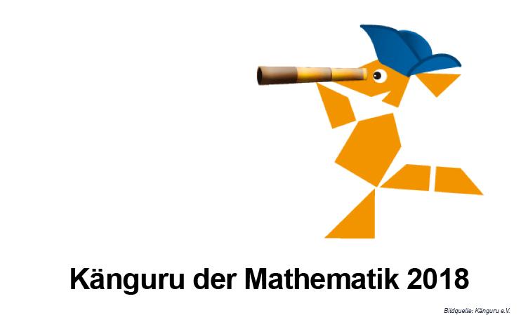 Känguru der Mathematik
