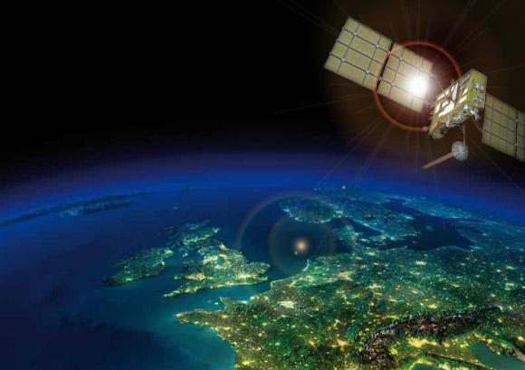 Kleinsatelliten aus Berlin Adlershof. Bild: Adlershof Special