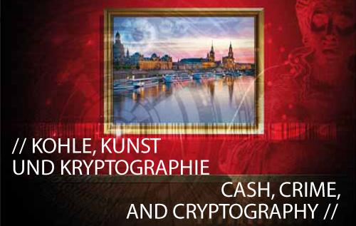 Kohle, Kunst und Kryptographie
