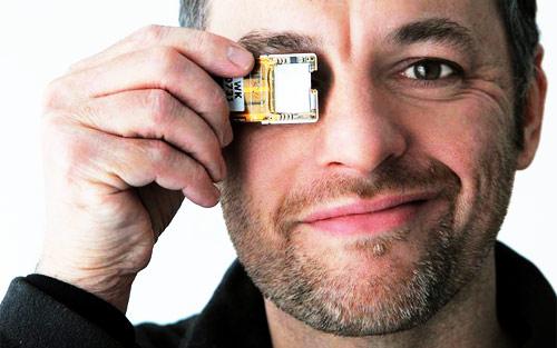 Das Minimax-Prinzip: Forth Dimension Displays produziert hochauflösende Mikrodisplays
