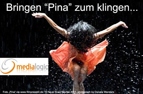 Wim Wenders supported by Adlershof