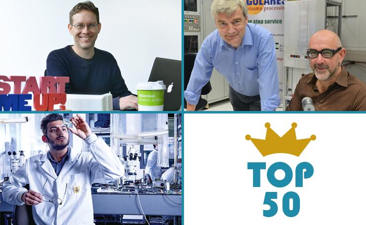 Top50 Startups