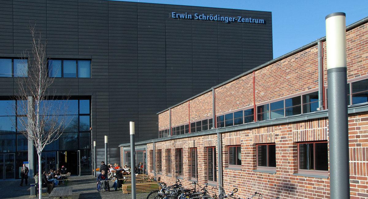 Erwin-Schrödinger-Zentrum Adlershof, Bild: © WISTA Management GmbH