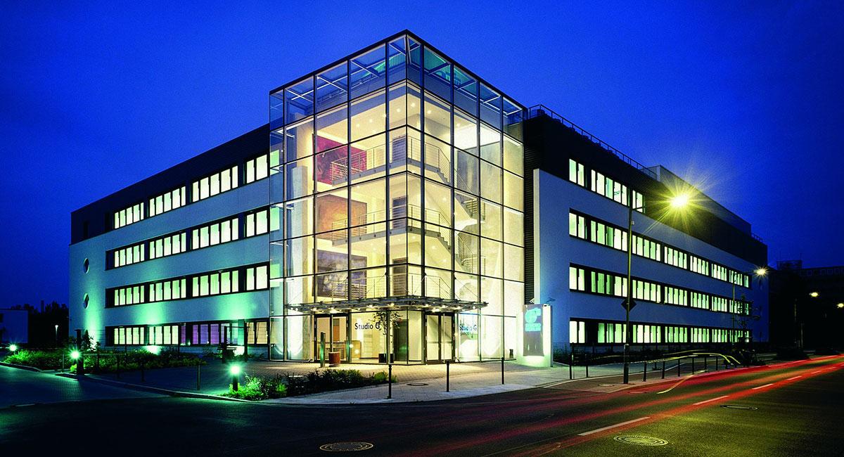 Studio Berlin Adlershof, Bild: WISTA Management GmbH
