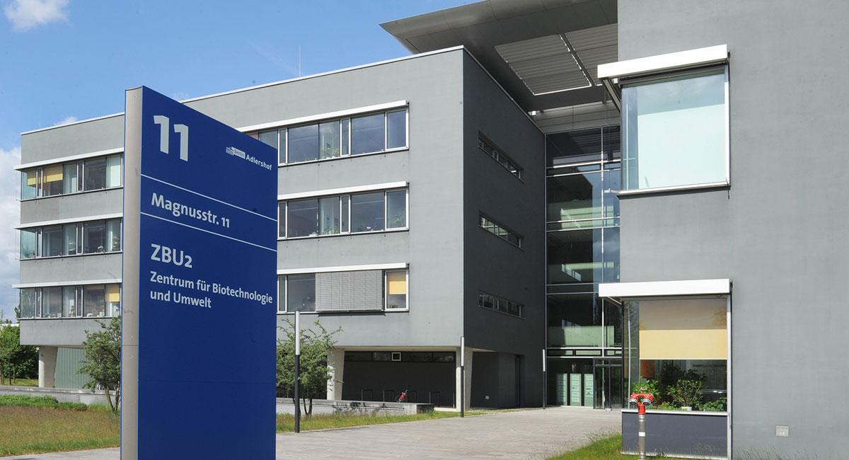 Zentrum für Nachhaltige Technologien Adlershof, Bild: © WISTA Management GmbH