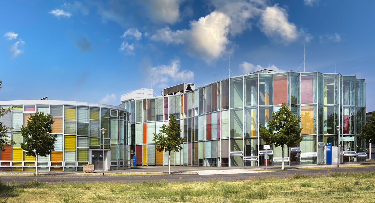Zentrum für Photonik und Optik Adlershof, Bild: ©WISTA Management GmbH