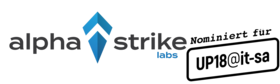 Logo: Alpha Strike Labs GmbH